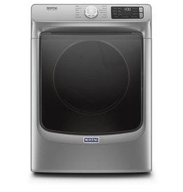 Maytag Maytag 7.3 Steam Gas Dryer Chrome
