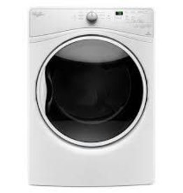Whirlpool Whirlpool 7.4 Steam Electric Dryer White