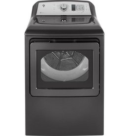 GE GE 7.4 Electric Dryer Gray