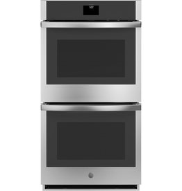 """GE GE 27"""" Double Wall Oven Stainless"""