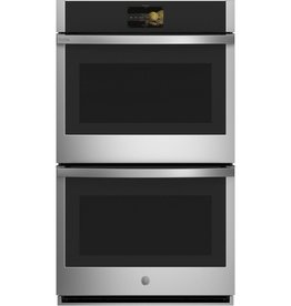 "GE GE Profile 30"" Convection Double Wall Oven Stainless"