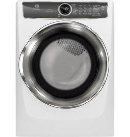 Electrolux Electrolux 8.0 Steam Electric Dryer White