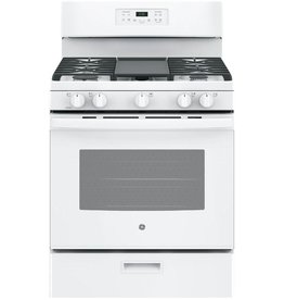 GE GE Freestanding Gas Range White