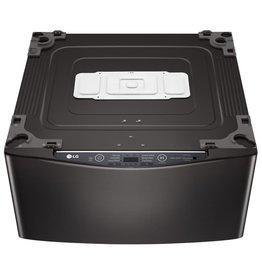 "LG LG 27"" 1.0 SideKick Pedestal Washer Black Steel"