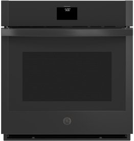 "GE GE 27"" Convection Wall Oven Black"
