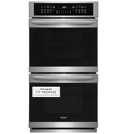 "Frigidaire Frigidaire Gallery 27"" Convection Double Wall Oven Stainless"