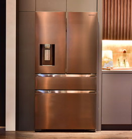 Samsung Samsung 22.6 Counter Depth French Door Refrigerator Tuscan