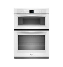 "Whirlpool Whirlpool 30"" Microwave Oven Combo White"