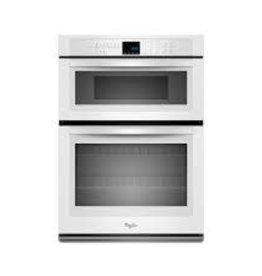 "Whirlpool Whirlpool 30"" Microwave Oven Combo White"