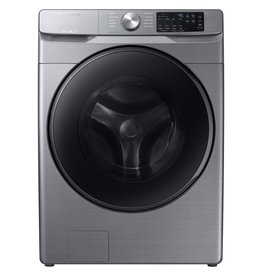 Samsung Samsung 4.5 Steam Front Load Washer Platinum