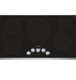 "Thermador Thermador 36"" Electric Cooktop Stainless"