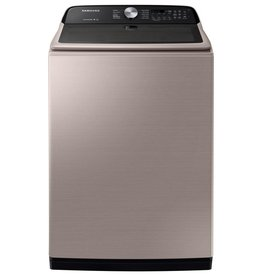 Samsung Samsung 5.0 Top Load Washer Champagne