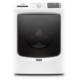 Maytag Maytag 4.5 Steam Front Load Washer White