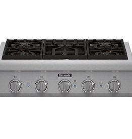 """Thermador Thermador 30"""" Gas Rangetop Stainless"""