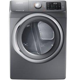 Samsung Samsung 7.5 Gas Dryer Steam Platinum