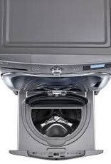 "LG LG 27"" 1.0 SideKick Washer Pedestal Graphite"