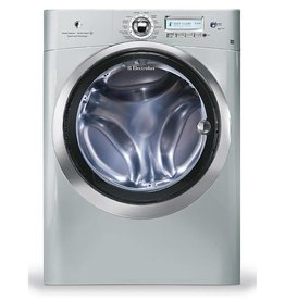 Electrolux Electrolux 4.4 Steam Front Load Washer Silver