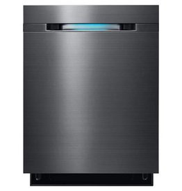 Samsung Samsung Fully Integrated Dishwasher Black Stainless