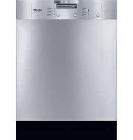 Miele Miele Semi Integrated Dishwasher Stainless