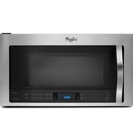 Whirlpool Whirlpool 1.9 Convection OTR Microwave Stainless
