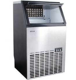 Della Della Freestanding Ice Maker 100lbs/day