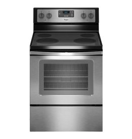 Whirlpool Whirlpool Freestanding Electric Range Stainless