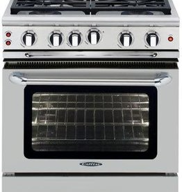 Capital Cooking Capital Slide-In Convection Gas Range Stainless
