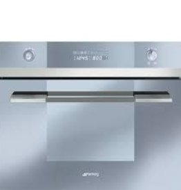 "Smeg Smeg 24"" Steam Convection Wall Oven Stainless"