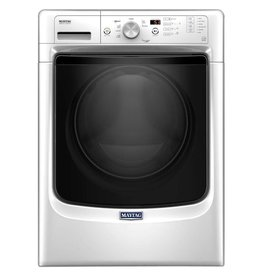 Maytag Maytag 4.3 Steam Front Load Washer White
