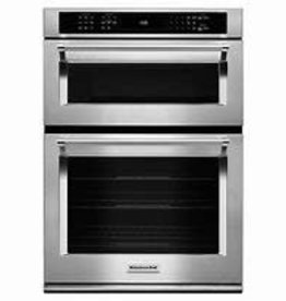 "KitchenAid Kitchenaid 30"" Convection Microwave Oven Combo Stainless"