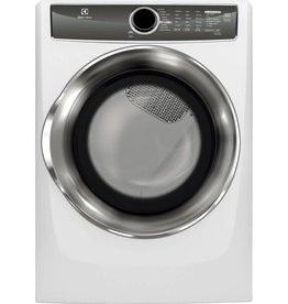 Electrolux Electrolux 8.0 Steam Gas Dryer White