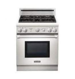Thermador Thermador Slide-In Convection Gas Range Stainless