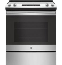 GE GE Slide-In Electric Range Stainless