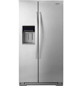 Whirlpool Whirlpool 20.6 Counter Depth SxS Refrigerator Stainless