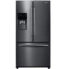 Samsung Samsung 24.6 French Door Refrigerator Black Stainless