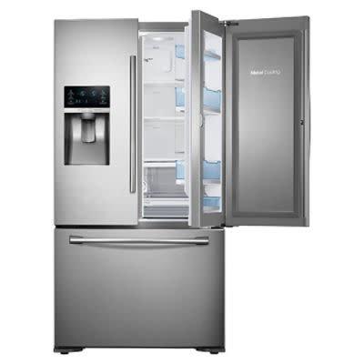 Samsung Samsung 22.5 Counter Depth French Door Refrigerator Stainless