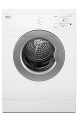 Whirlpool Whirlpool 3.8 Electric Dryer White