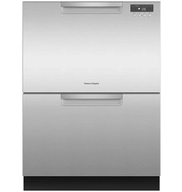 Fisher & Paykel Fisher & Paykel Double Drawer Dishwasher Stainless