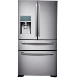 Samsung Samsung 22.6 Counter Depth French Door Refrigerator Stainless