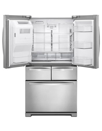 Whirlpool Whirlpool 25.8 French Door Refrigerator Stainless