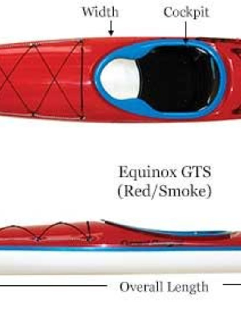 Current Designs EQUINOX GTS