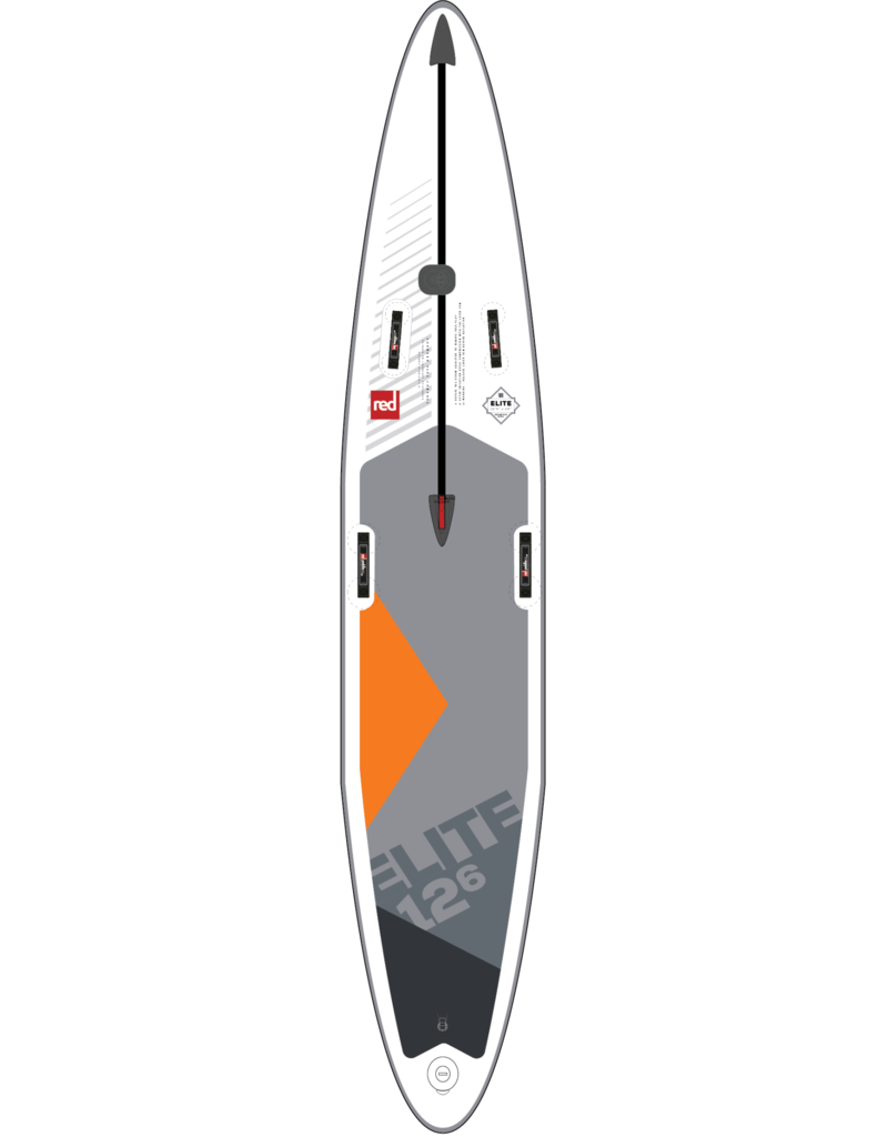 """Used Red Paddle Co 12'6"""" ELITE Inflatable SUP 2018"""