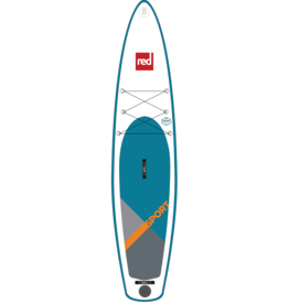 "Red Paddle Co. USED RED PADDLE CO 12'6"" SPORT MSL INFLATABLE SUP"
