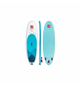 "Red Paddle Co. USED RED PADDLE CO 10'8"" MSL INFLATABLE SUP"