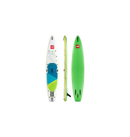 "Red Paddle Co. USED RED PADDLE CO 13'2"" VOYAGER MSL INFLATABLE SUP"