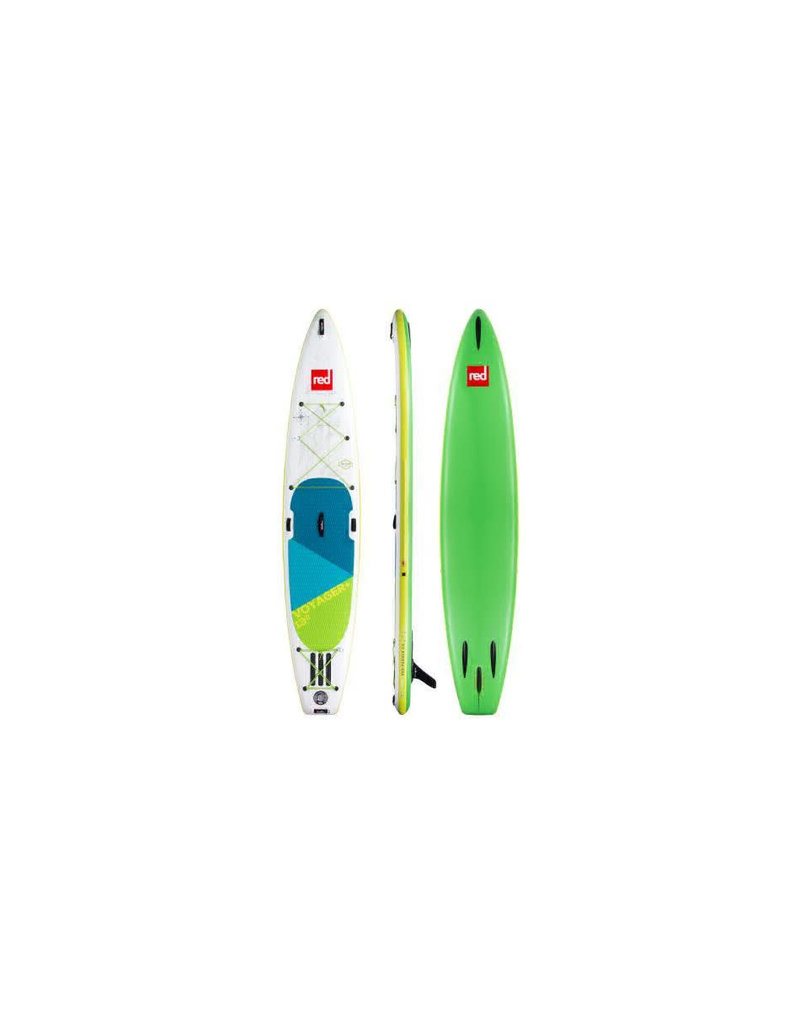 """Red Paddle Co. USED RED PADDLE CO 13'2"""" VOYAGER MSL INFLATABLE SUP"""