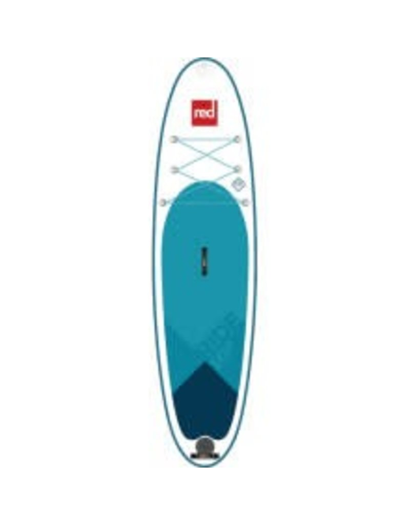 """Red Paddle Co. USED RED PADDLE CO 10'6""""  INFLATABLE SUP"""