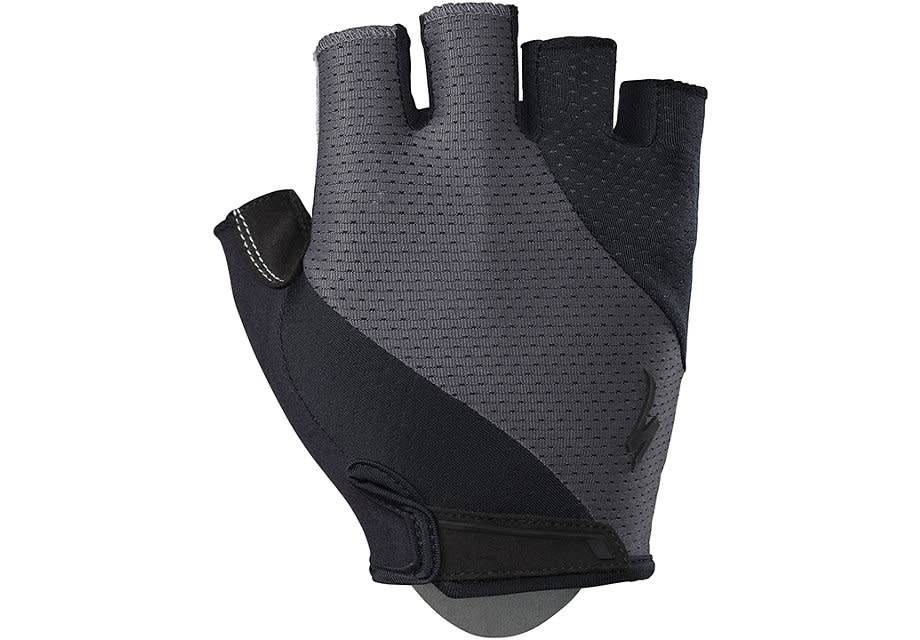 Body Geometry Gel Short Finger (Black/Carbon Grey)