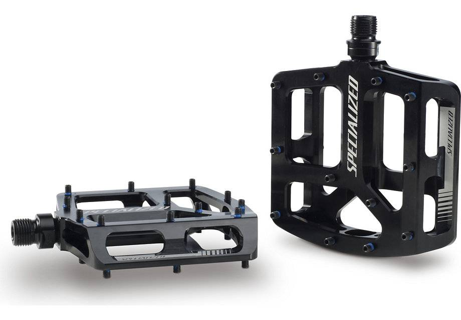 Bennies Platform Pedals BLK ANO
