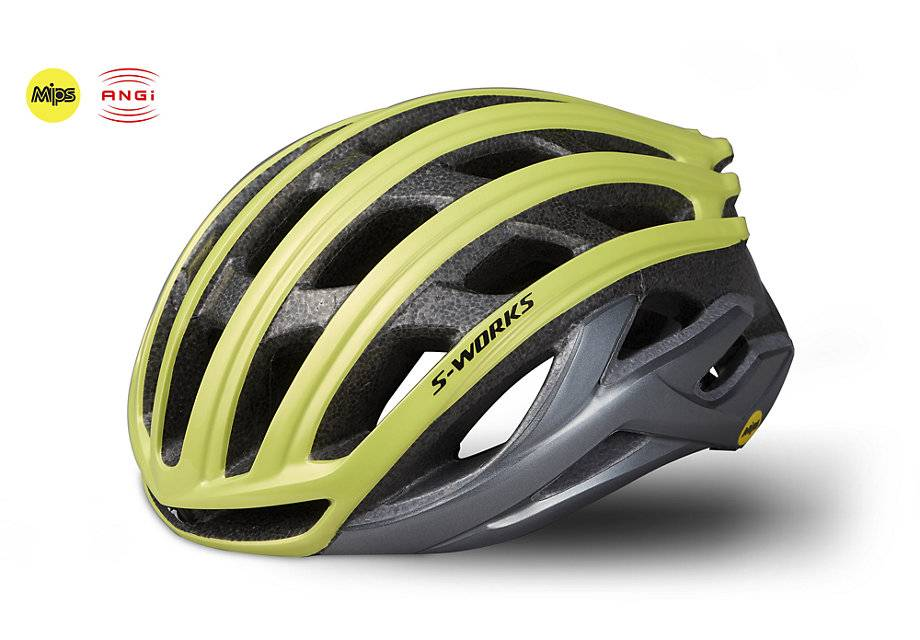 S-Works Prevail II MIPS and ANGI